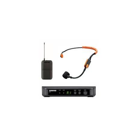 Micro Serre tête sans fil Shure