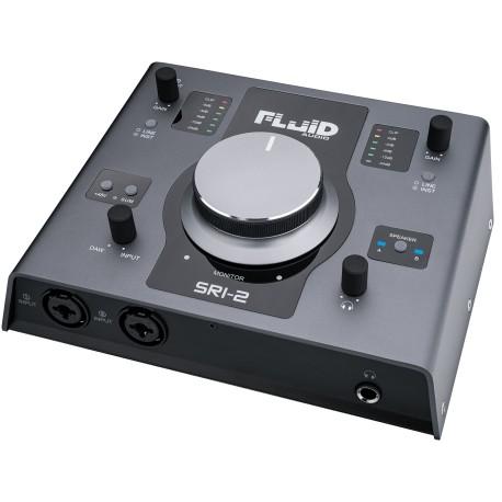 Carte Son SRI-2 Fluid Audio