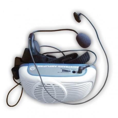 Ensemble portable audio amplifié de ceinture