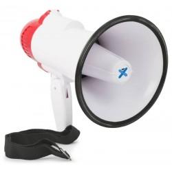 Megaphone 20W avec enregistrement & sirène