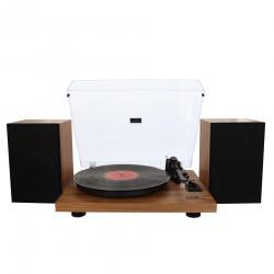 Platine Vinyle hi-fi + Enceintes Enova