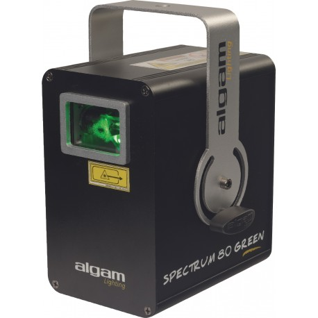 Laser Vert 80mW