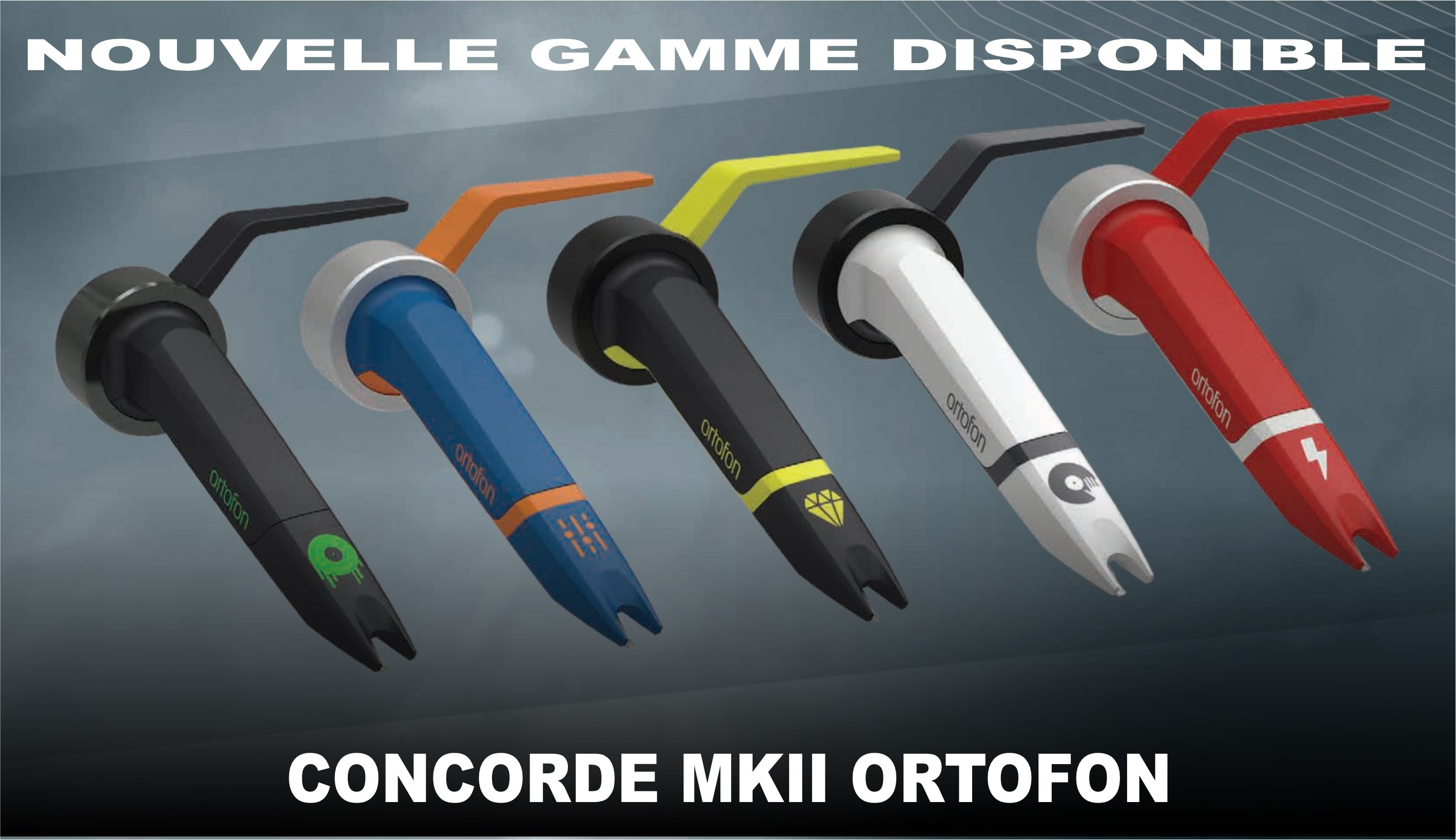 gamme concorde mkII