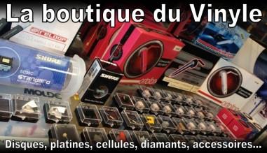 La boutique du vinyle MGME Evreux